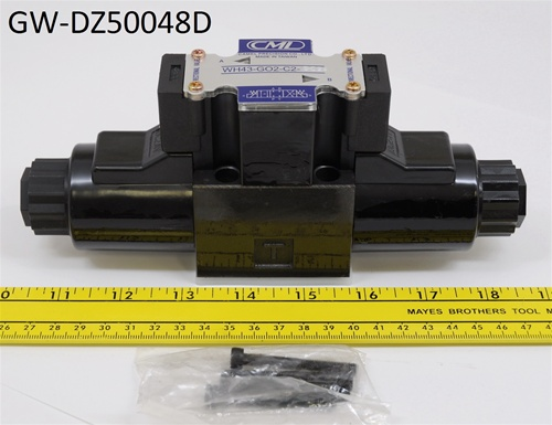 Hydraulic Valve Directional Solenoid Valve For Tail