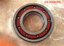 HEADSTOCK & SPINDLE: BEARING: GEAR BOX BEARING 6208TB.P63 (FAG)