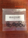 SEAL: P012 O-RING (10 PCS PER SET)