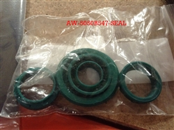 ISO CYLINDER SEAL KIT (SI40x490-S-P)  AUTODOOR FOR BM-1020