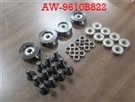 DOOR ROLLER , BEARING AND SHAFT FOR BM 850