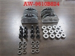 BOTTOM DOOR ROLLER , BEARING AND SHAFT SET FOR BM1600