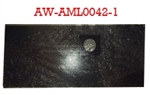 SHEET METAL ASSEMBLY: GENERAL SHEET METAL: COVER FOR NEW FLOAT SWITCH (FOR AW-4563B506-1)