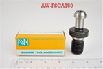ATC:  BM,SP,& VMB SERIES: CAT50 60 DEGREE PULL STUD WITH CTS (SET OF 10)