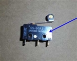 ELECTRICAL: SWITCH: BRIDGE: LIMIT SWITCH (SS-5GL2, 125VAC, 5A)