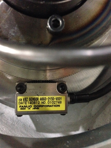 Spindle Gls Series Gls1500ly Fanuc Bzi Sensor