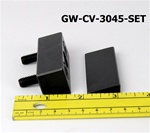 CLAMP PIECE SET (GW-CV-3045 + GW-CV-3046) FOR GA-2000//GLS-150/GLS-200/GS-200 SERIES