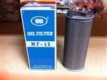 COOLANT PUMP FILTER (MF-12, 1-1/2)