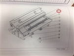 GS2000 SERIES: LINEAR GUIDE WAY: CLAMPER PLATE