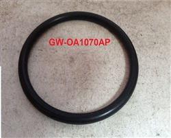 TURRET: GCL/GLS SERIES: GCL-2L/GLS-150 SERIES O-RING (P70) FOR TAIL STOCK