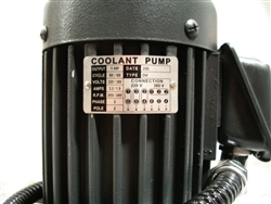 HYDRAULIC COOLANT PUMP