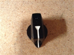 ELECTRICAL: SWITCH: PLASTIC SWITCH KNOB FOR MODE/FEEDRATE/TOOL SELECT/AXIS SELECT SWITCH (INCLUDING THE CENTER SCREW)