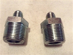 "3/4"" PT MALE TO 3/8"" JIC FLARE FITTING"