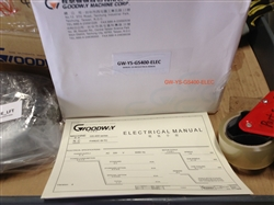 MANUAL: GS-400: ELECTRICAL MANUAL